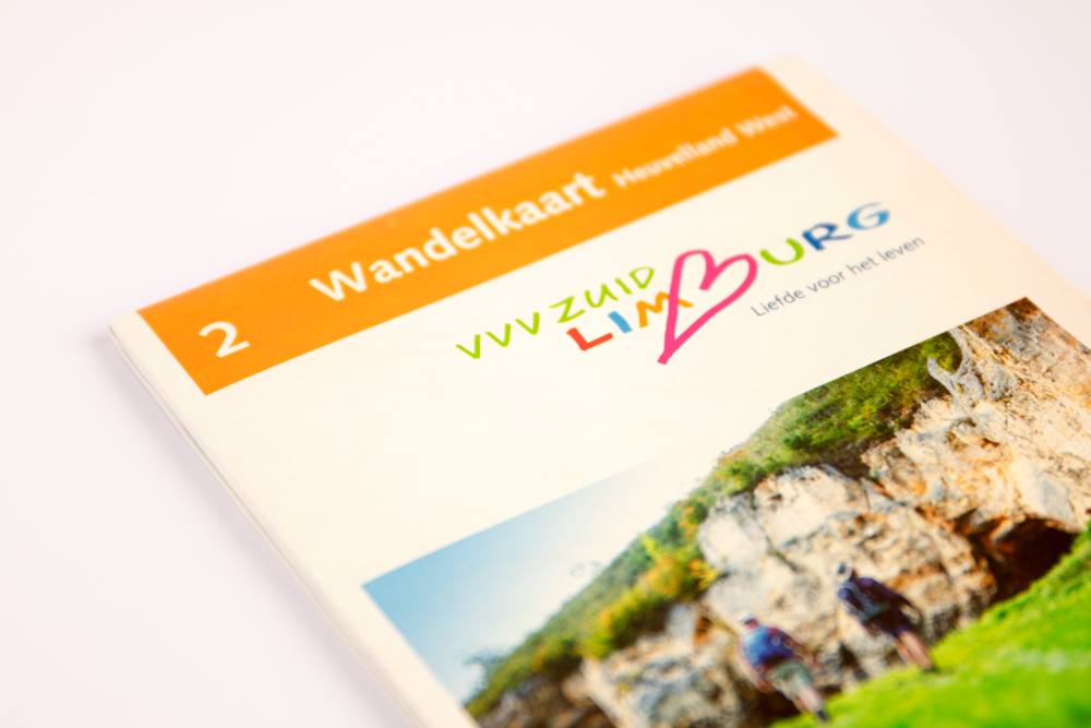 2 Wandelkaart - Heuvelland West-1